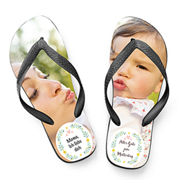 Flip Flop Muttertag Little Flower