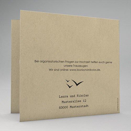 Hochzeitskarten Reisen - Reisepass 47294 preview