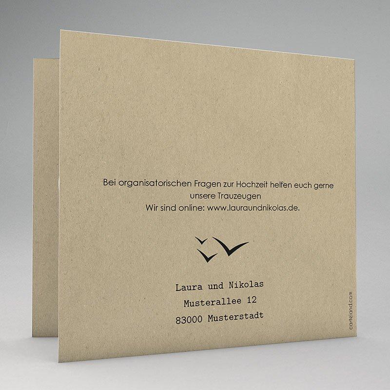 Reisen Hochzeitseinladungen Reisepass gratuit