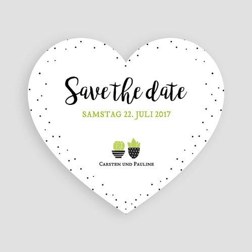 Save The Date  - Ja vom Herzen 47372 test