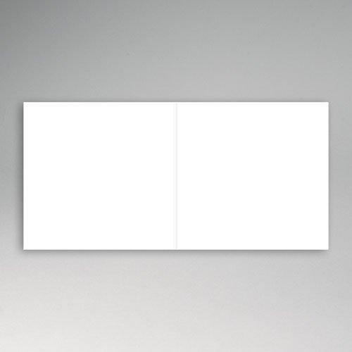 Geburtskarten für Mädchen - Klappkarte blanko  47418 preview
