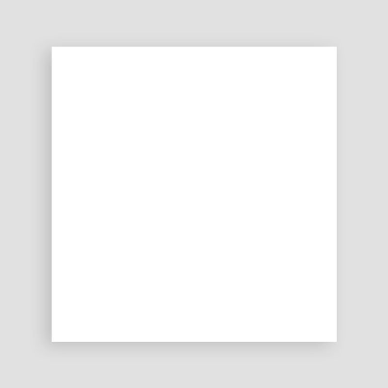 Blanko Geburtskarten 14.5 cm x 15 cm pas cher