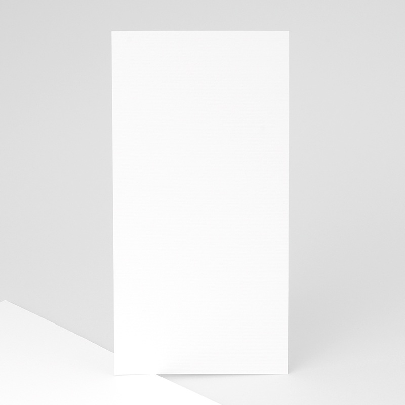 Blanko Geburtskarten 10 cm x 21 cm