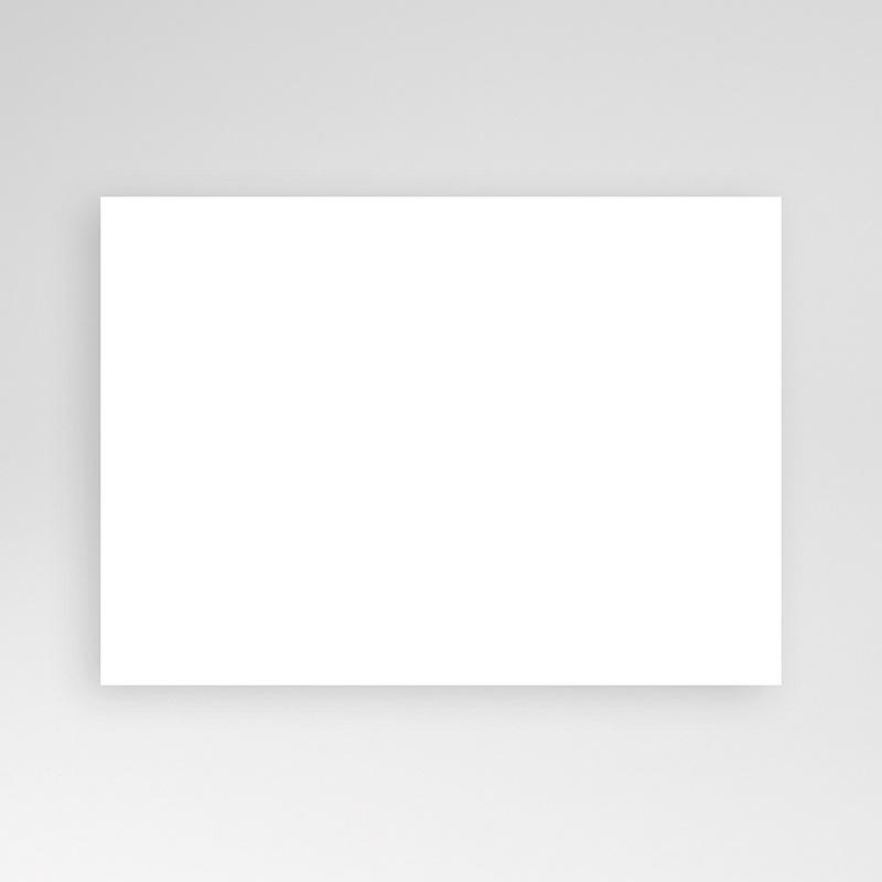 Blanko Hochzeitseinladungen 16.7 cm x 12 cm pas cher