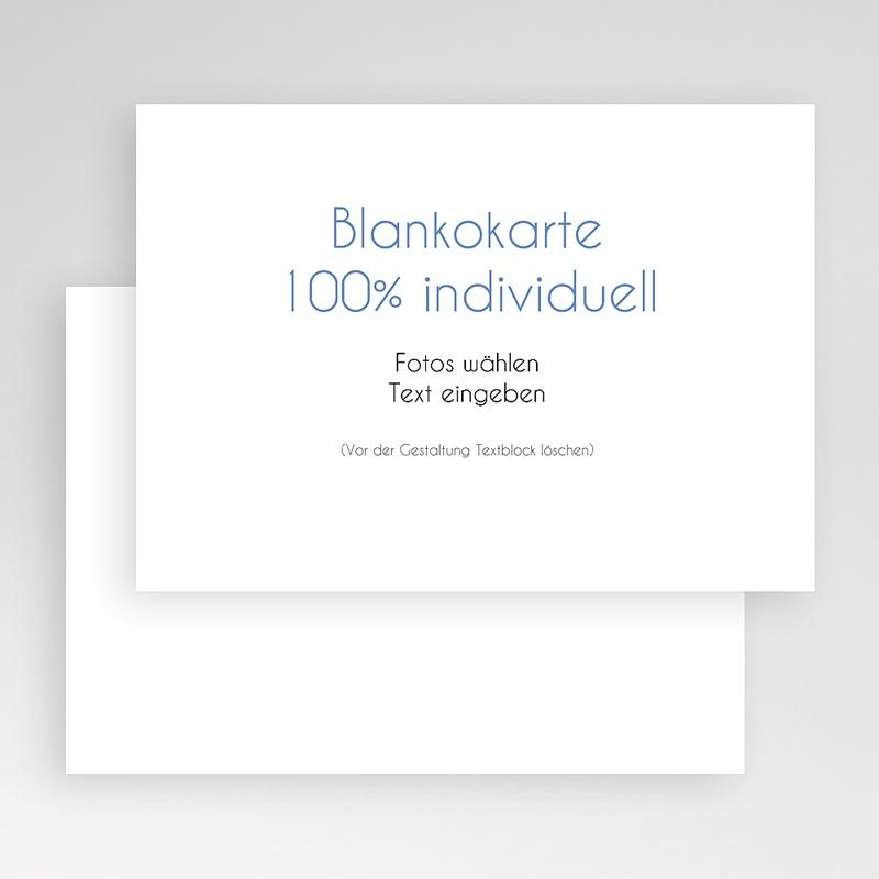 Blanko Hochzeitseinladungen 16.7 cm x 12 cm gratuit