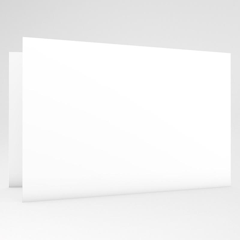 Blanko Hochzeitseinladungen 10 cm x 15 cm gratuit
