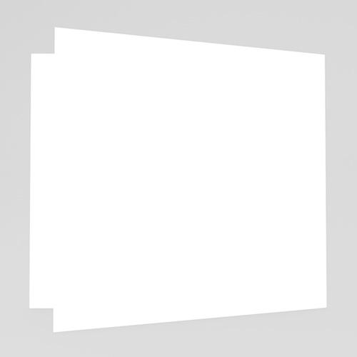 Blanko Hochzeitseinladungen 14 cm x 14 cm gratuit