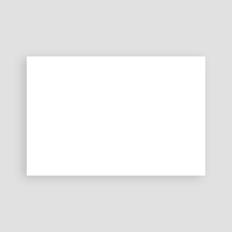 Blanko Hochzeitseinladungen 15 cm x 10 cm pas cher