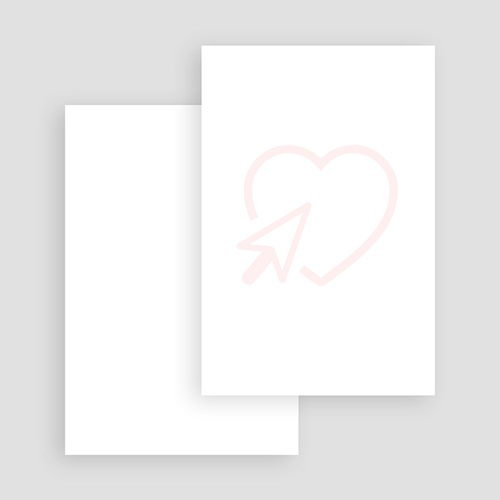 Einladungskarten Hochzeit  - kreativ 47644 test