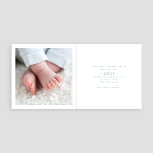 Geburtskarten für Jungen Unser Schmetterling pas cher