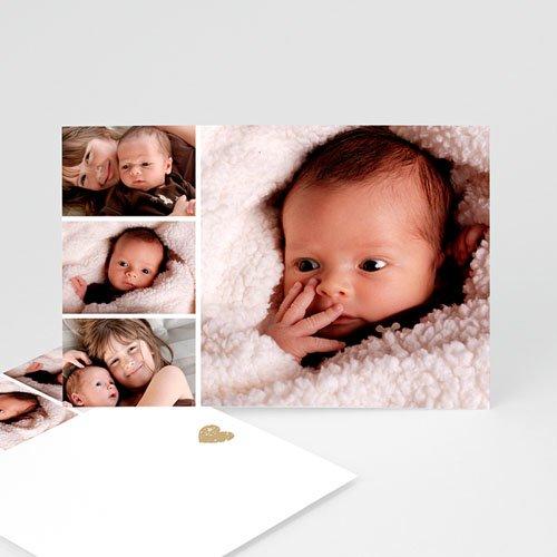 Geburtskarten für Mädchen - Yuriko 4796 thumb