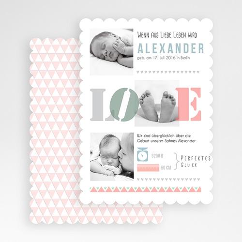 Geburtskarten für Mädchen - Adriana 47966 preview