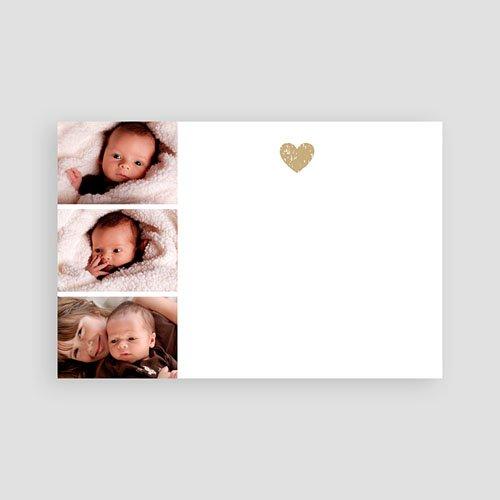 Geburtskarten für Mädchen - Yuriko 4797 thumb