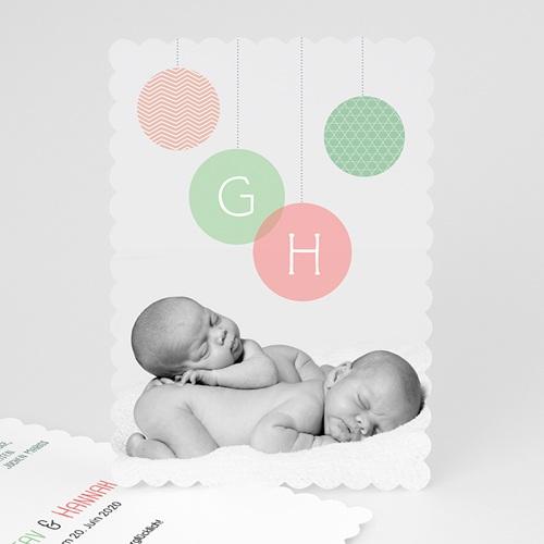 Geburtskarten für Mädchen - Yasmin 47994