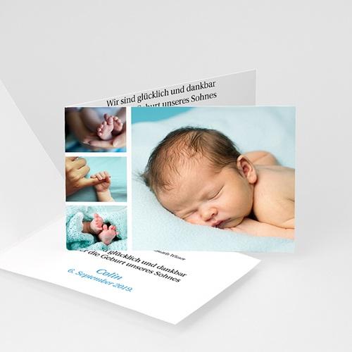 Geburtskarten für Mädchen - Miniaturfotos 4816