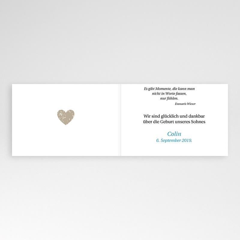 Geburtskarten für Mädchen Miniaturfotos pas cher