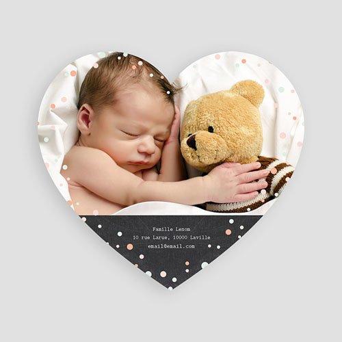 Babykarten für Jungen - Willkommen 48333 preview