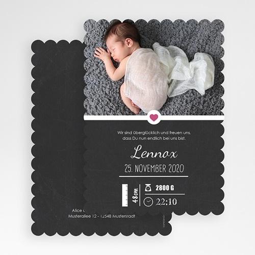 Geburtskarten für Mädchen - Bertine 48355 test