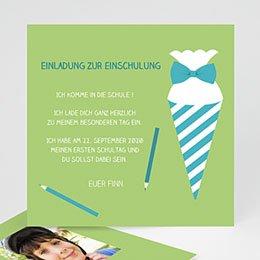 Einladungskarten Einschulung Schulanfang