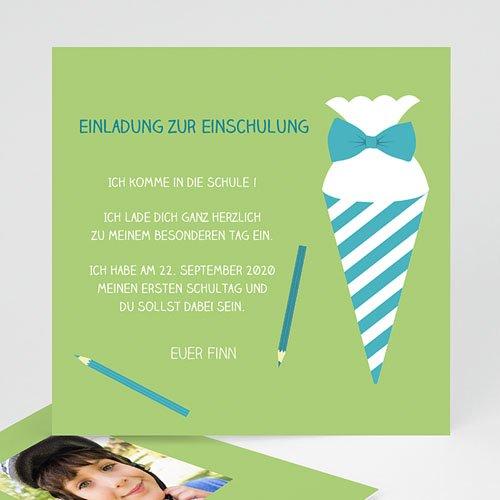 Einladungskarten Einschulung - Schulanfang 48571