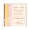 Einlegekarten Hochzeit - Modernes Design 48618 thumb
