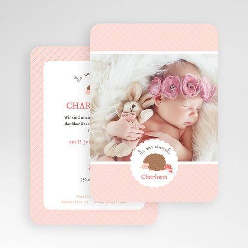 Geburtskarten mit Tiermotiven - Sansa 48649 preview