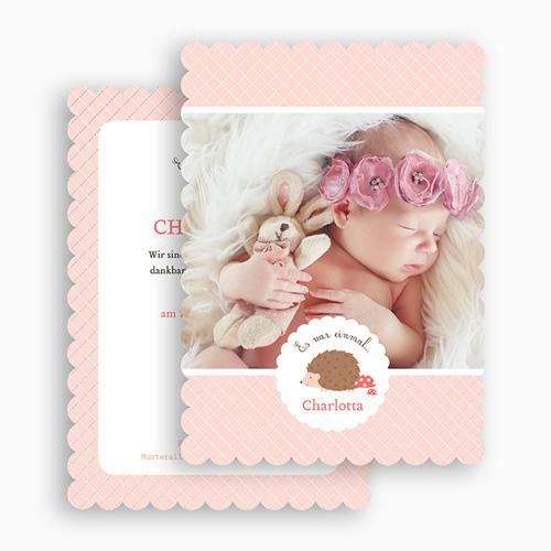 Geburtskarten für Mädchen - Alenia 48658 preview
