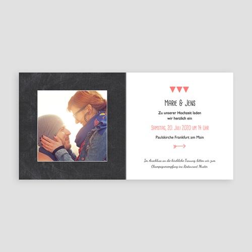 ... Einladungskarten Hochzeit   Schiefer 49026 Test ...