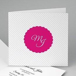 Karten Hochzeit Moderne