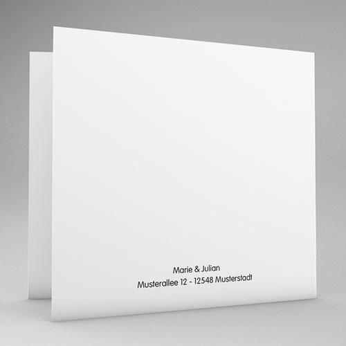 Hochzeitseinladungen modern - Motiv Origami 49087 preview