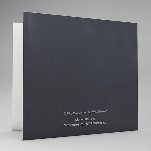 Hochzeitseinladungen modern - Floraler charme 49099 preview