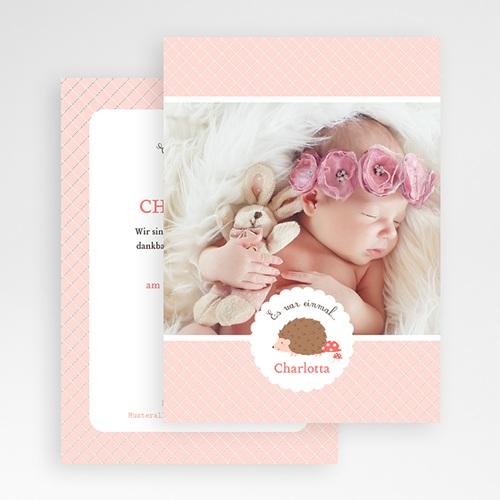 Geburtskarten für Mädchen - Kora 49196 test