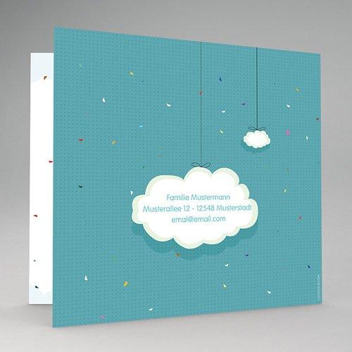 Babykarten für Jungen - Luftballon 49348 preview