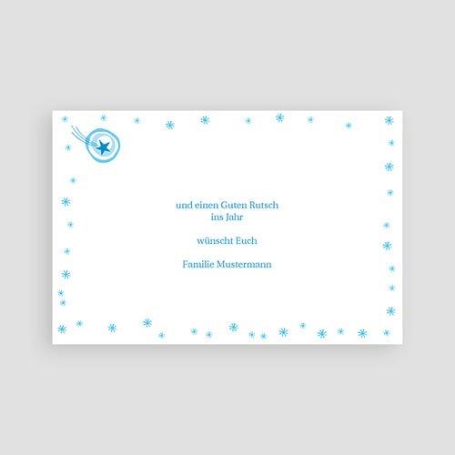Weihnachtskarten - Schneelandschaft 4937 preview