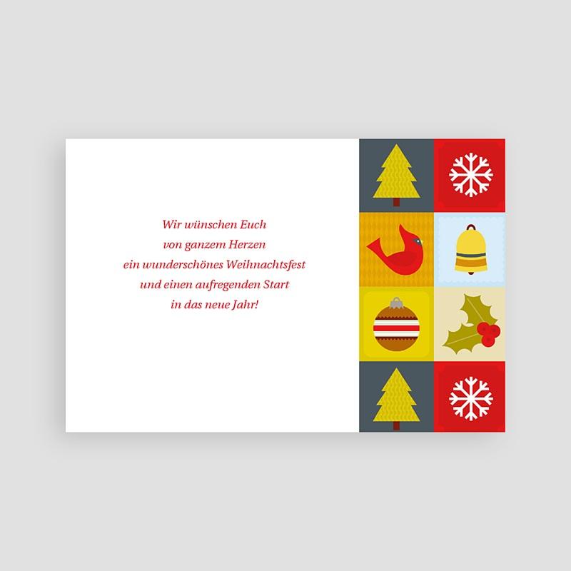Weihnachtskarten Zauberkugel pas cher