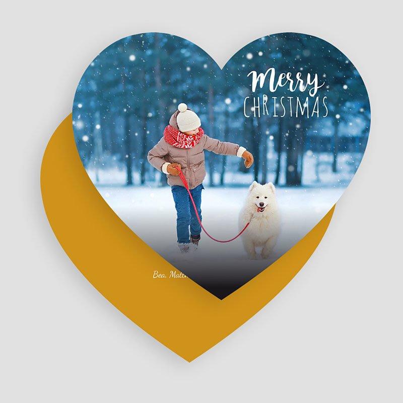 Weihnachtskarten - Zusammensein 49550 thumb