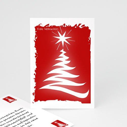 Weihnachtskarten - Tannenbaum 4956