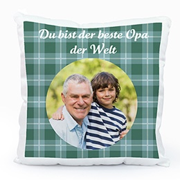 Coussin Vatertag Speziell Opa