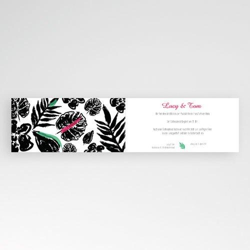Einladungskarten Hochzeit  - Natur Charme 49732 test
