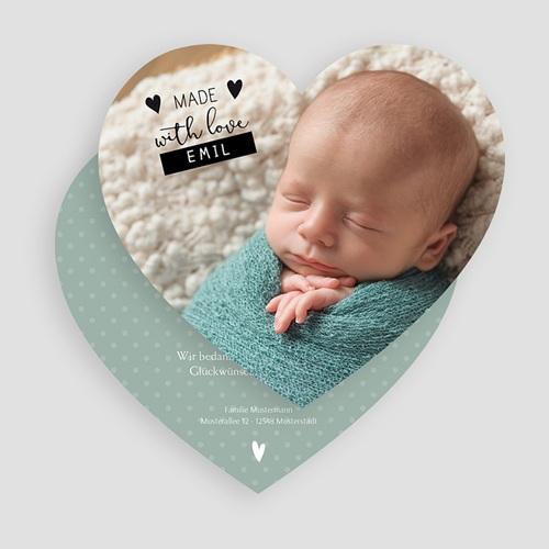 Babykarten für Jungen - Handgemacht 49837 test