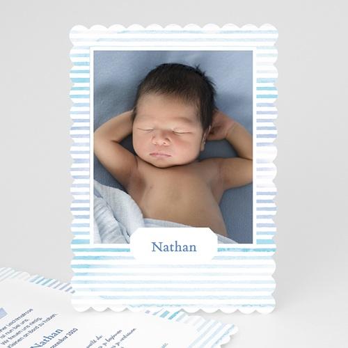Geburtskarten für Jungen Kleiner Matrose
