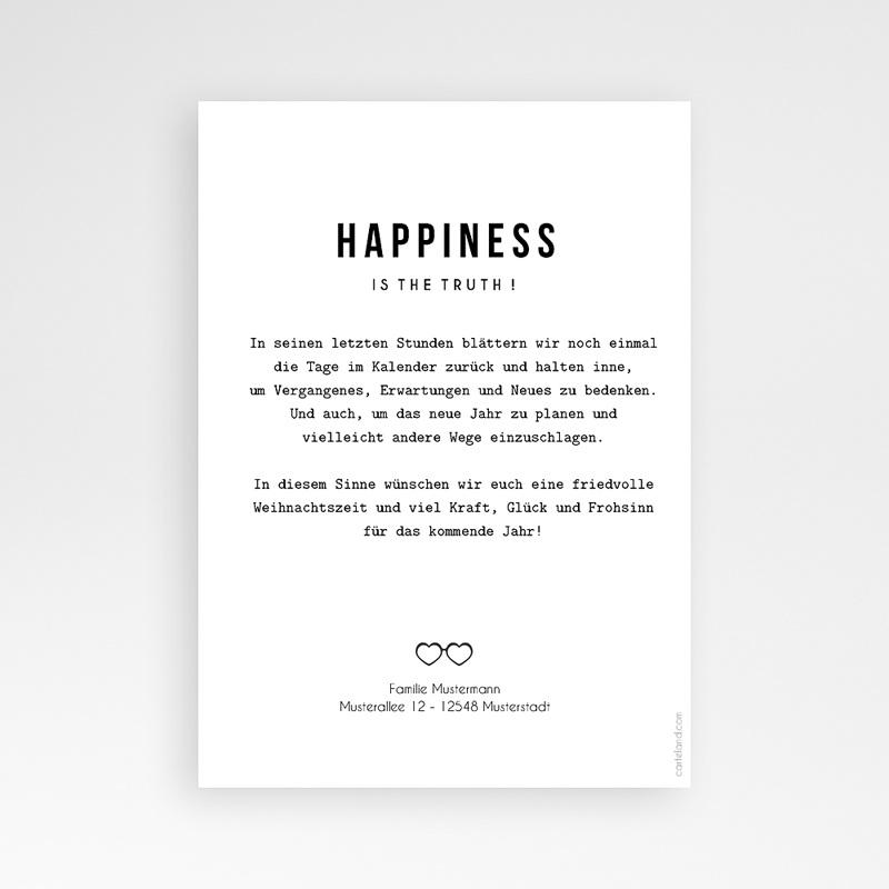 Weihnachtskarten - Happy 49896 thumb