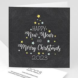 Weihnachtskarten - Wunschbaum - 0