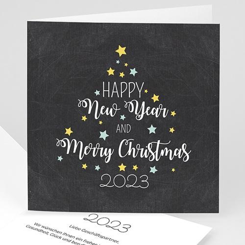 Weihnachtskarten - Baumwunsch 49904