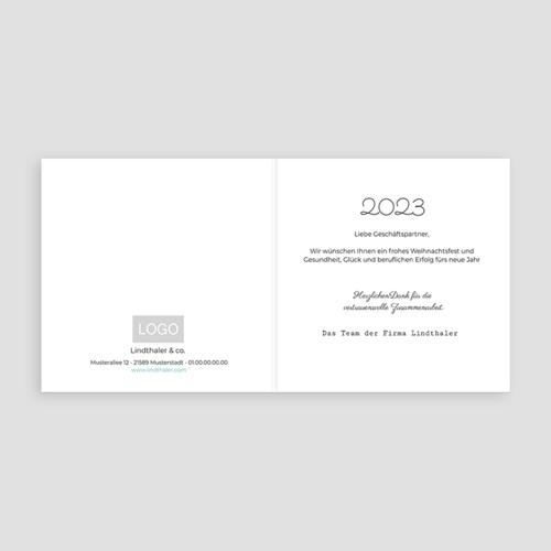 Weihnachtskarten - Baumwunsch 49905 preview