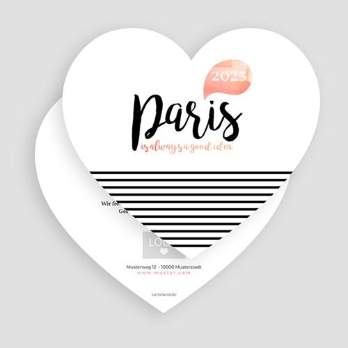 Weihnachtskarten - Christmas Paris 49933 preview