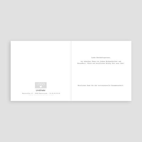 Weihnachtskarten - Kätzchen 49986 preview