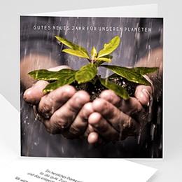 Weihnachtskarten - Eco friendly - 0