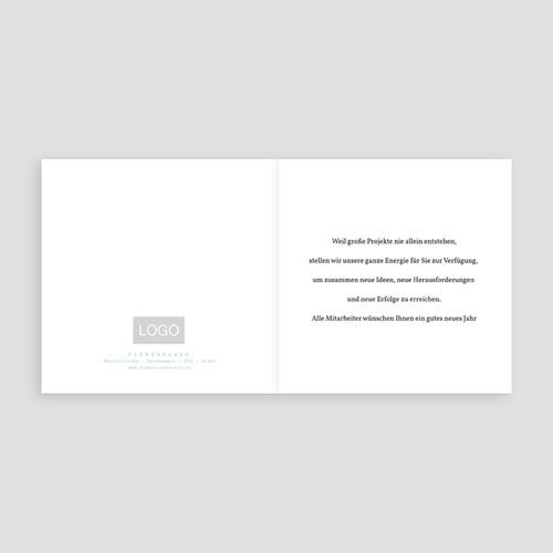 Weihnachtskarten - Globus 50007 preview