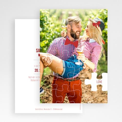 Einladungskarten Hochzeit  - Faro 50017 test